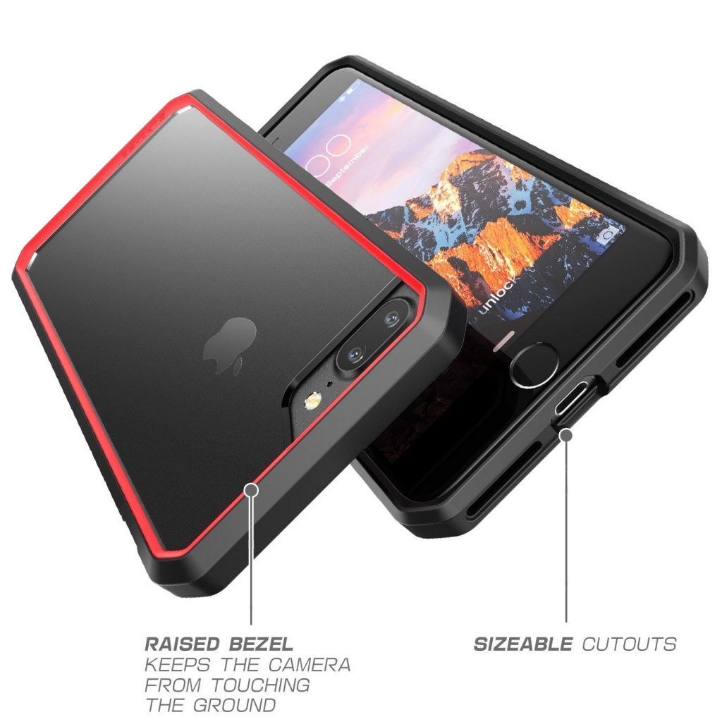 supcase unicorn beetle hybrid kryt iphone 7 plus 8 plus
