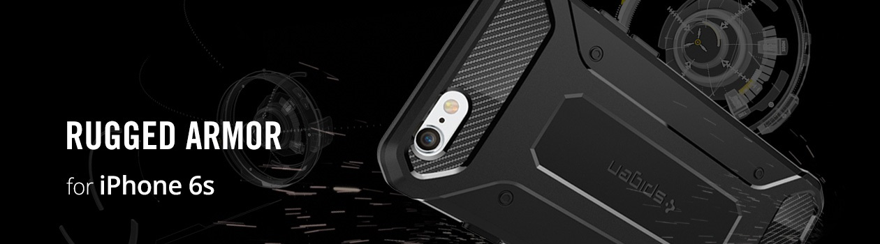iPhone 6s Case Rugged Armor