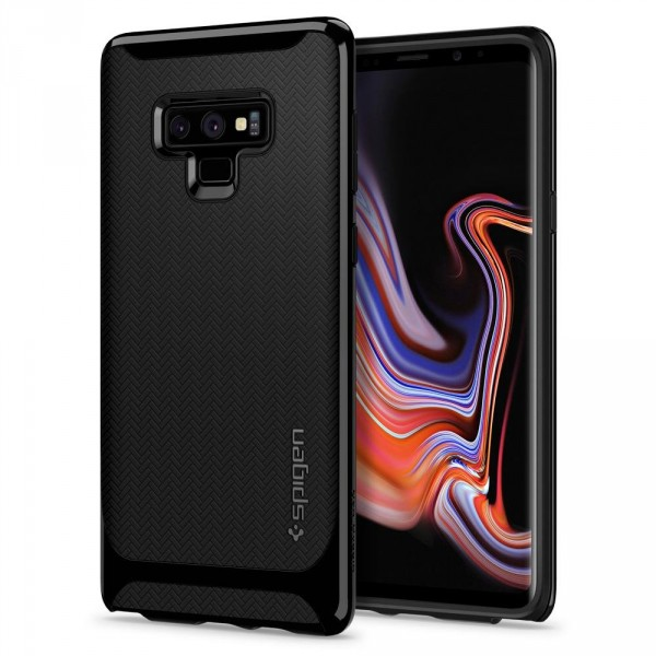 Neo Hybrid kryt Galaxy Note 9 Midnight Black (1)
