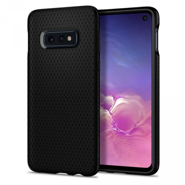 Liquid Air kryt Galaxy S10e Matte Black (1)