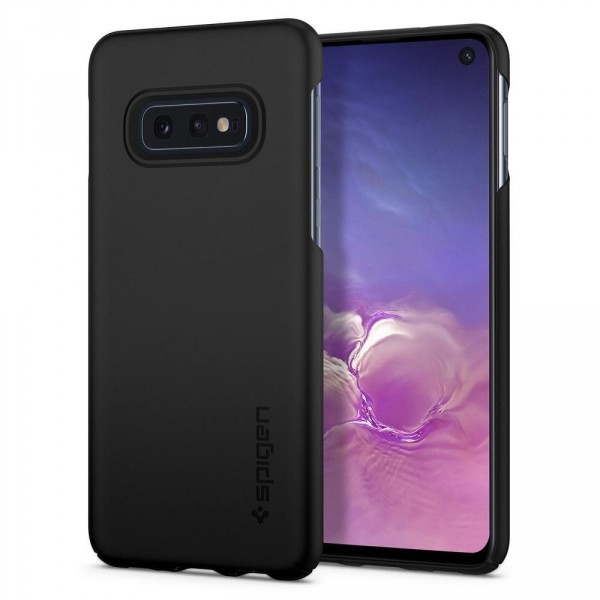 Thin Fit kryt Galaxy S10e Black (1)