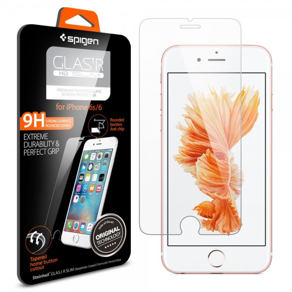 iPhone 6s / 6 Screen Protector GLAS.tR SLIM HD (1)