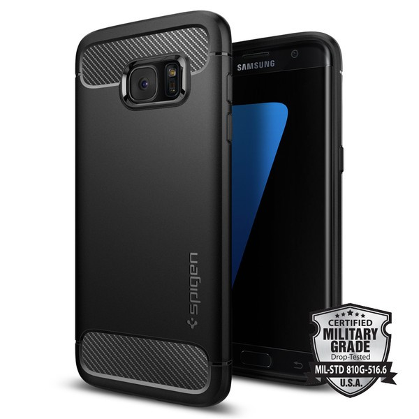 Galaxy S7 Edge Case Rugged Armor (1)