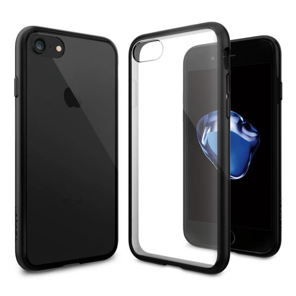 Ultra Hybrid Black kryt iPhone 7 (1)