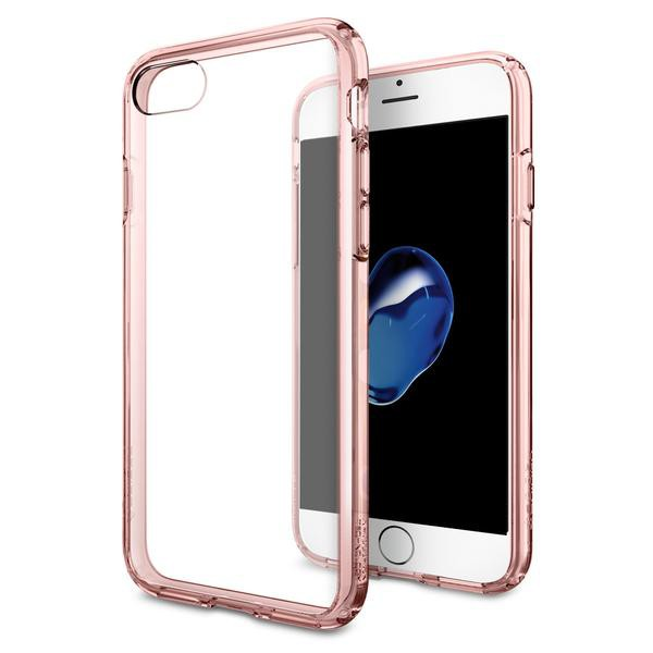 Ultra Hybrid Rose Gold kryt iPhone 7 (7)