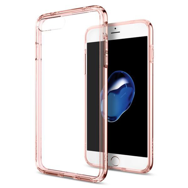 Ultra Hybrid kryt iPhone 7 Plus Rose Crystal (1)