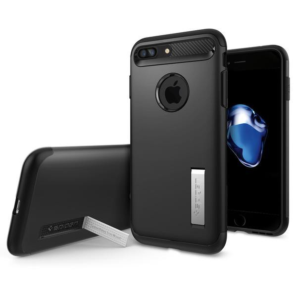 Slim Armor kryt iPhone 7 Plus Black (1)