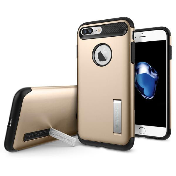 Slim Armor kryt iPhone 7 Plus Champagne Gold (1)