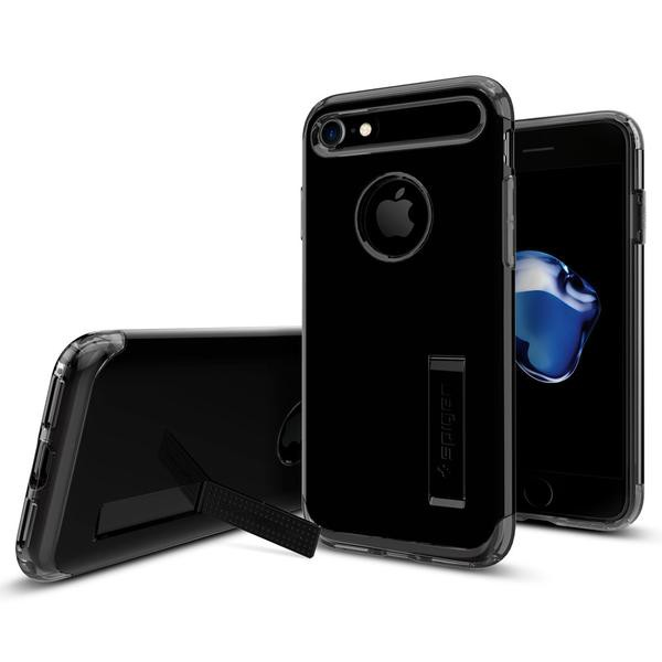 Slim Armor kryt iPhone 7 Jet Black (1)