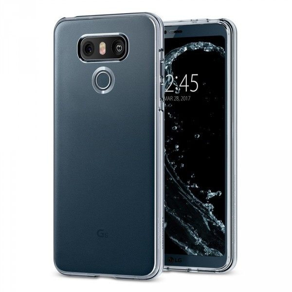 Liquid Crystal kryt LG G6 Crystal Clear (1)