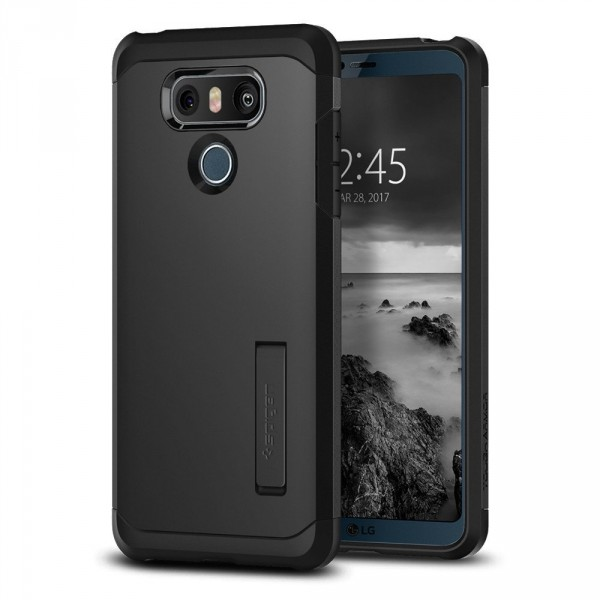 Tough Armor kryt LG G6 Black (1)