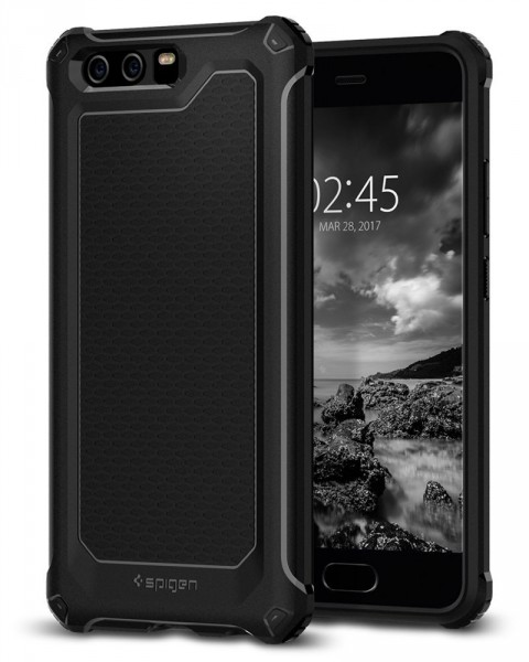 Rugged Armor Extra Huawei P10 Black (1)
