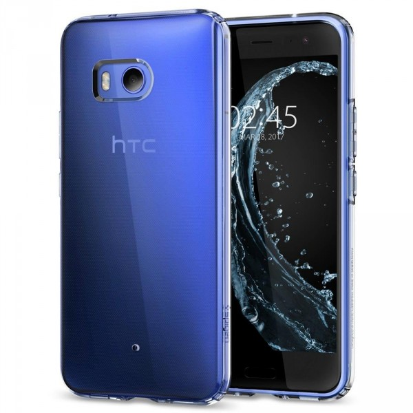 Liquid Crystal HTC U11 Crystal Clear (1)