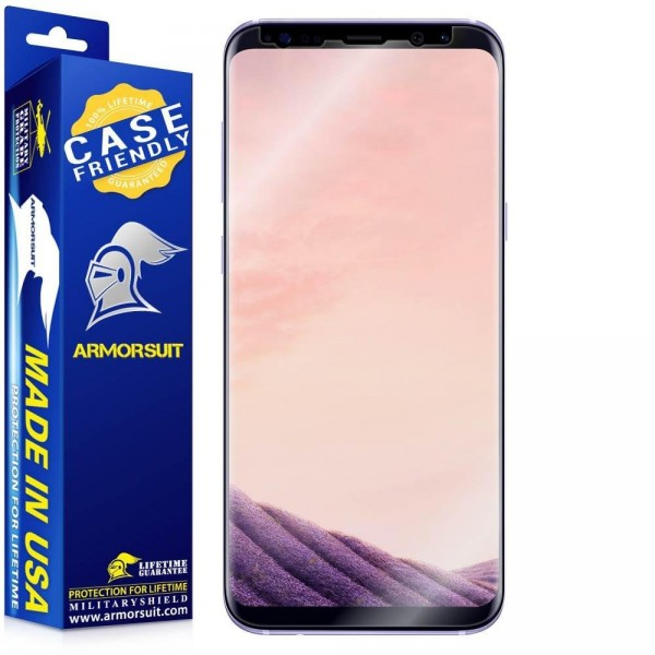 MilitaryShield [Case Friendly] - Samsung Galaxy S8+ (1)
