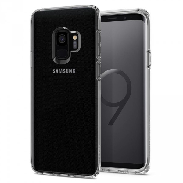 Liquid Crystal kryt Galaxy S9 Crystal Clear (1)