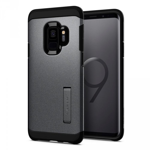 Tough Armor kryt Galaxy S9 Graphite Gray (1)