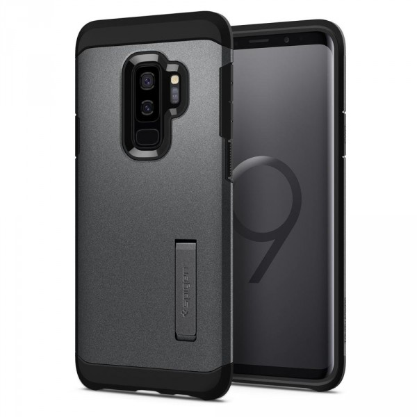Tough Armor kryt Galaxy S9+ Graphite Gray (1)