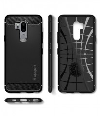 Rugged Armor kryt LG G7 ThinQ Black (7)