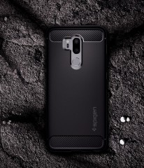 Rugged Armor kryt LG G7 ThinQ Black (9)