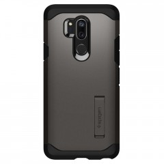 Tough Armor kryt LG G7 ThinQ Gunmetal (3)