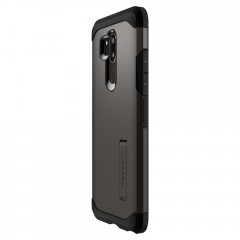 Tough Armor kryt LG G7 ThinQ Gunmetal (5)