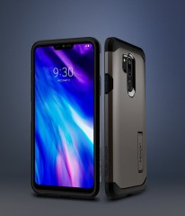 Tough Armor kryt LG G7 ThinQ Gunmetal (10)