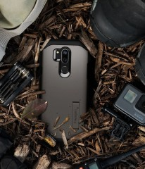 Tough Armor kryt LG G7 ThinQ Gunmetal (11)