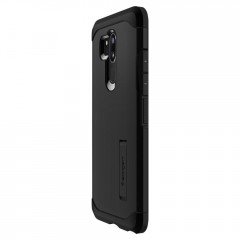 Tough Armor kryt LG G7 ThinQ Black (5)