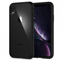 Ultra Hybrid kryt iPhone XR Matte Black (1)