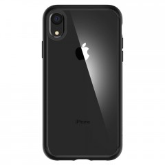 Ultra Hybrid kryt iPhone XR Matte Black (2)