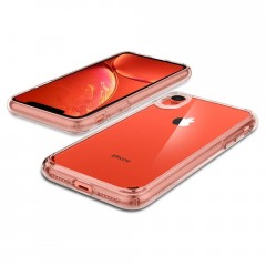 Ultra Hybrid kryt iPhone XR Rose Crystal (6)