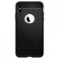 Rugged Armor kryt iPhone XS Max Black (3)