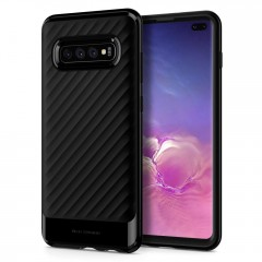 Spigen Neo Hybrid kryt Galaxy S10+ Midnight Black