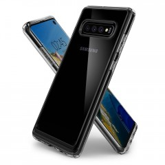 Ultra Hybrid kryt Galaxy S10 Crystal Clear (2)
