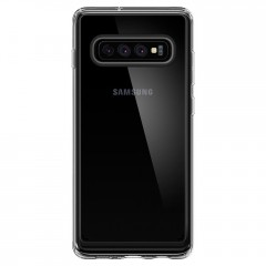 Ultra Hybrid kryt Galaxy S10 Crystal Clear (4)