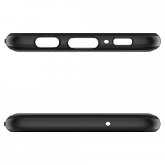 Liquid Air kryt Galaxy S10e Matte Black (7)