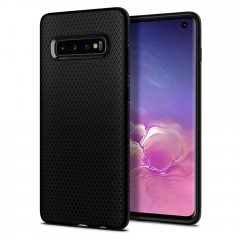 Spigen Liquid Air kryt Galaxy S10+ Matte Black