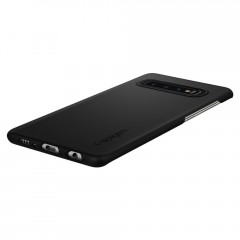 Thin Fit kryt Galaxy S10+ Black (5)