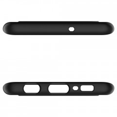 Thin Fit kryt Galaxy S10+ Black (6)