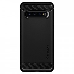 Rugged Armor kryt Galaxy S10 Black (3)