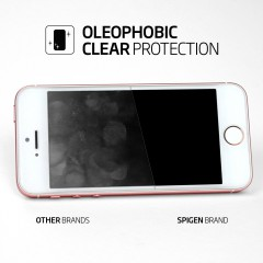 Screen Protector GLAS.tR SLIM iPhone SE / 5S / 5C / 5 (3)