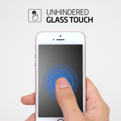 Screen Protector GLAS.tR SLIM iPhone SE / 5S / 5C / 5 (6)
