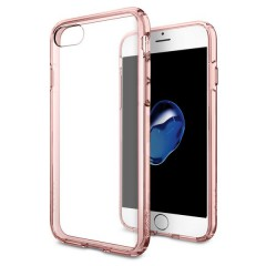 Spigen Ultra Hybrid Rose Gold kryt iPhone 7