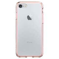 Ultra Hybrid Rose Gold kryt iPhone 7 (8)
