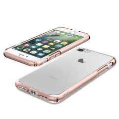 Ultra Hybrid Rose Gold kryt iPhone 7 (12)
