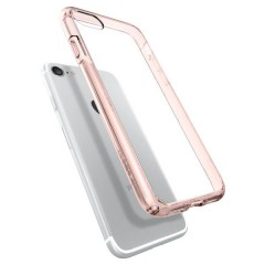 Ultra Hybrid Rose Gold kryt iPhone 7 (13)