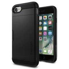 Slim Armor CS Black kryt iPhone 7 (12)