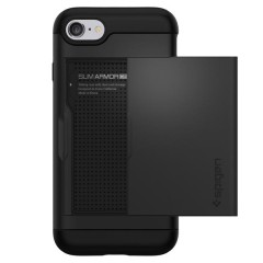 Slim Armor CS Black kryt iPhone 7 (14)