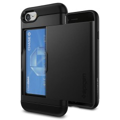 Slim Armor CS Black kryt iPhone 7 (17)