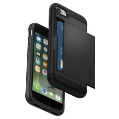 Slim Armor CS Black kryt iPhone 7 (19)